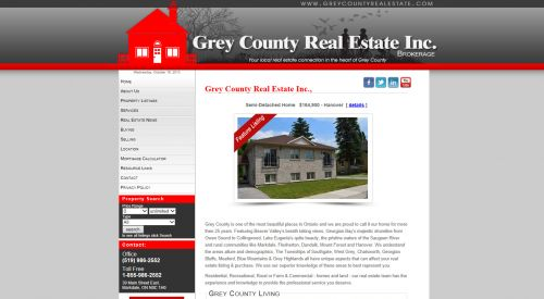Grey County Real Estate