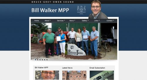 Bill Walker MPP